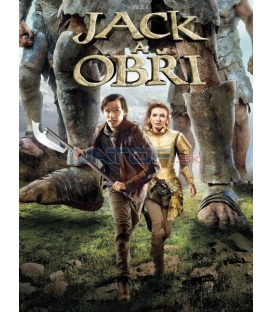 JACK a OBŘI ( Jack the Giant Killer) DVD