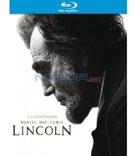 LINCOLN (Lincoln) - Blu-ray, standard o-ring, samolepka