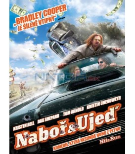 NABOŘ A UJEĎ (Hit and Run) DVD