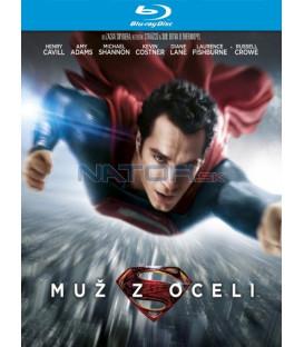 MUŽ Z OCELI (Man of Steel) - 2Blu-ray
