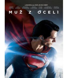 MUŽ Z OCELI (Man of Steel) DVD