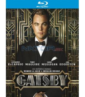 VELKÝ GATSBY (The Great Gatsby) - Blu-ray