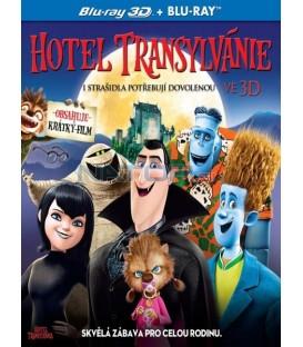 HOTEL TRANSYLVÁNIE (Hotel Transylvania) 3D - Blu-ray