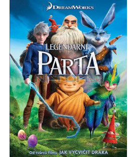 LEGENDÁRNÍ PARTA (Rise of the Guardians) DVD