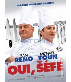 Oui, šéfe! (The Chef ) DVD