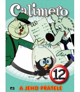 CALIMERO A JEHO PŘÁTELÉ 12 DVD