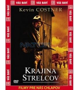 Krajina Strelcov (Open Range) DVD
