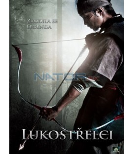 LUKOSTŘELCI   (War of the Arrows) DVD
