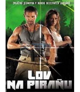 Lov na Piraňu (Ochota na Piranju) – SLIM BOX DVD