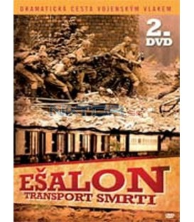 Ešalon (Eshalon) – 2. DVD – SLIM BOX