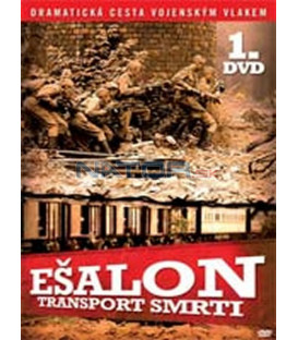 Ešalon (Eshalon) – 1. DVD – SLIM BOX