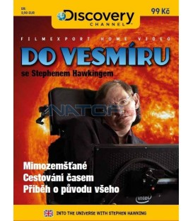 Do vesmíru se Stephenem Hawkingem (Into the Universe with Stephen Hawking) DVD