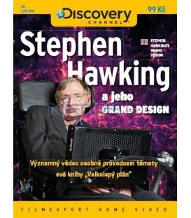 Stephen Hawking a jeho GRAND DESIGN (Stephen Hawking's Grand Design) DVD