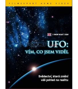 UFO: Vím, co jsem viděl (I Know What I Saw) DVD