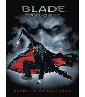 Blade Trilogie 3DVD   (Blade Trilogy)