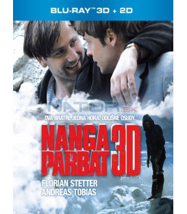 Nanga Parbat (Blu-ray) 3D+2D   (Nanga Parbat)