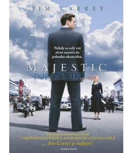 Majestic /CZ dabing/ DVD
