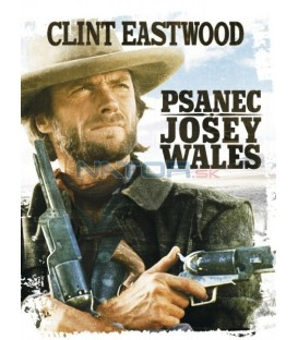 Psanec Josey Wales /CZ dabing/ DVD