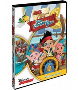 Jake a piráti ze Země Nezemě: Jake zachraňuje Bárku DVD