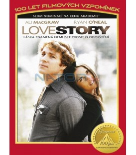 Love Story (Love Story) - 100 let Paramountu DVD