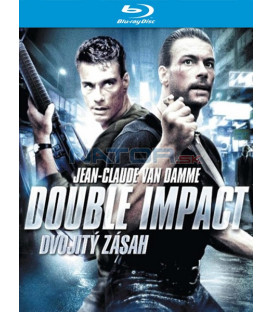 Dvojitý zásah  (Double Impact) Blu-ray