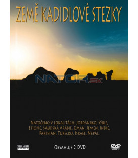 Země Kadidlové stezky 2DVD  (Země Kadidlové stezky) DVD