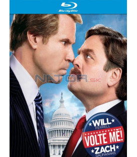Volte mě! (Blu-ray)   (The Campaign)