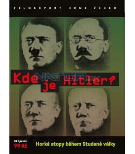 Kde je Hitler? DVD