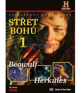 STŘET BOHŮ 1-Béowulf, Herkules (Clash of the Gods: Beowulf, Hercules) DVD