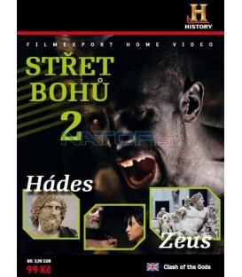 STŘET BOHŮ 2-Hádes, Zeus (Clash of the Gods: Hades, Zeus) DVD