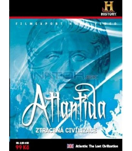 ATLANTIDA (Atlantis: The Lost Civilization) DVD