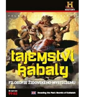 TAJEMSTVÍ KABALY (Decoding the Past : Secrets of Kabbalah) DVD