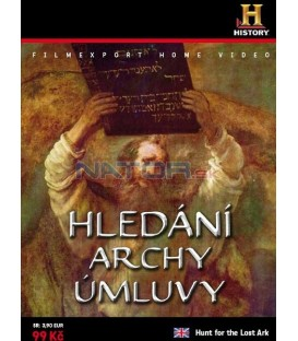 HLEDÁNÍ ARCHY ÚMLUVY (Hunt for the Lost Ark) DVD