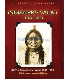 Indiánské války 3DVD
