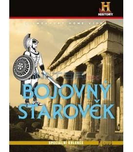 Bojovný starověk – kolekce 4 DVD