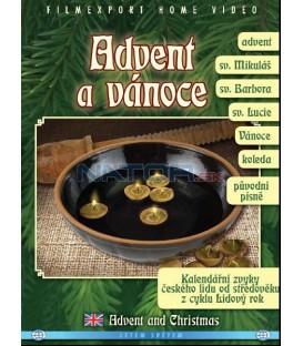 Advent a vánoce DVD