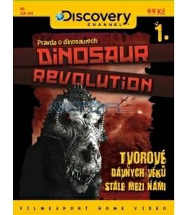 PRAVDA O DINOSAURECH I.(Dinosaur Revolution: Evolution's Winners, The Watering Hole) DVD