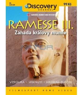 RAMESSE III. - Záhada královy mumie DVD