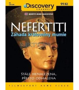 NEFERTITI Záhada královniny mumie DVD