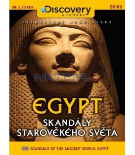 EGYPT: Skandály starověkého světa (Scandals of the Ancient World: Egypt) DVD