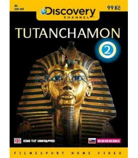 Tutanchamon: Život a smrt (King Tut Unwrapped – Life and Death) DVD