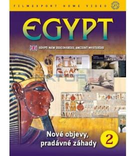 Egypt 2 - Nové objevy, pradávné záhady (Egypt: New Discoveries, Ancient Mysteries) DVD
