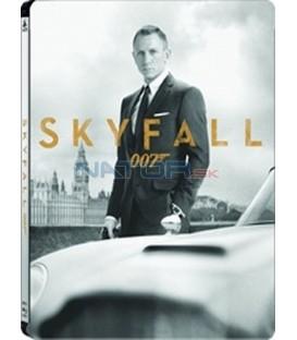 SKYFALL (JAMES BOND 007) - Blu-ray  steelbook