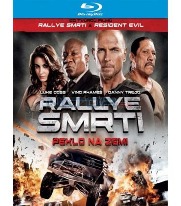 Rallye smrti 3 : Peklo na zemi (Death Race: Inferno) - Blu-ray