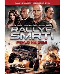 Rallye smrti 3 : Peklo na zemi (Death Race: Inferno) DVD