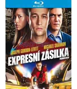 Expresní zásilka (Premium Rush) - Blu-ray