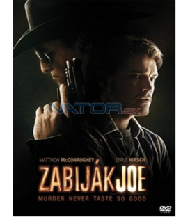 ZABIJÁK JOE ( Killer Joe) DVD