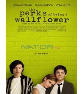 CHARLIEHO MALÁ TAJEMSTVÍ (The Perks of Being a Wallflower) DVD