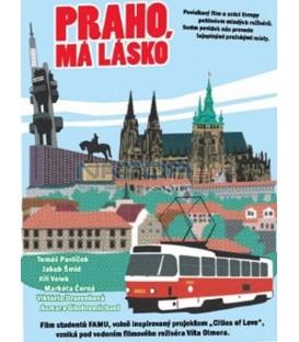 PRAHO, MÁ LÁSKO - DVD