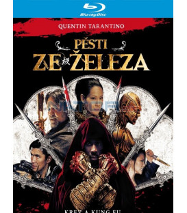 PĚSTI ZE ŽELEZA (The Man with the Iron Fists) - Blu-ray steelbook